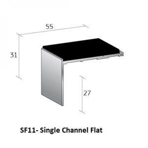 SF11 Single Channel Flat