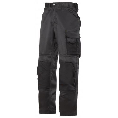 Snickers 3312 Trousers Black