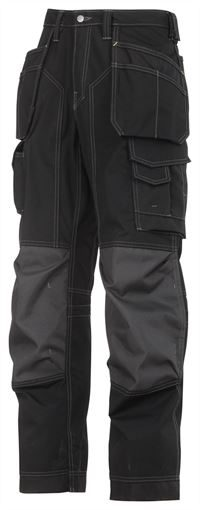 Snickers Floorlayer 3223 Trousers Black