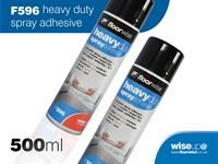 F596 Floorwise Spray Adhesive