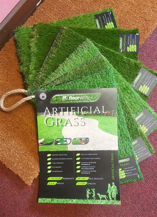 grass sample